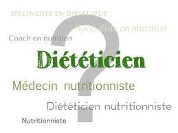 Quelle différence entre dieteticien et nutritionniste