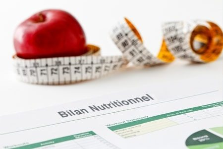 bilan geraldine fargeau dieteticienne nutritionniste bordeaux sud