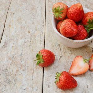 fraise geraldine farrgeau dieteticienne nutritionniste bordeaux
