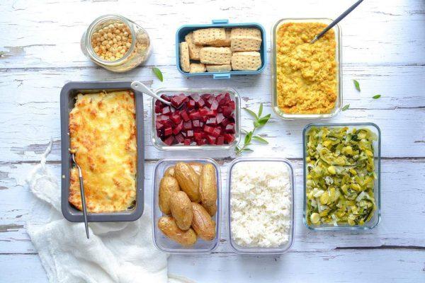 Batch cooking geraldine fargeau dieteticienne nutritionniste